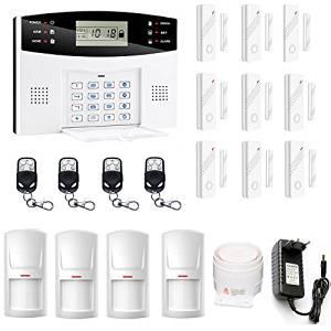 Alarme maison sans fil guide d 39 achat comparatif et for Alarme sans fil maison comparatif