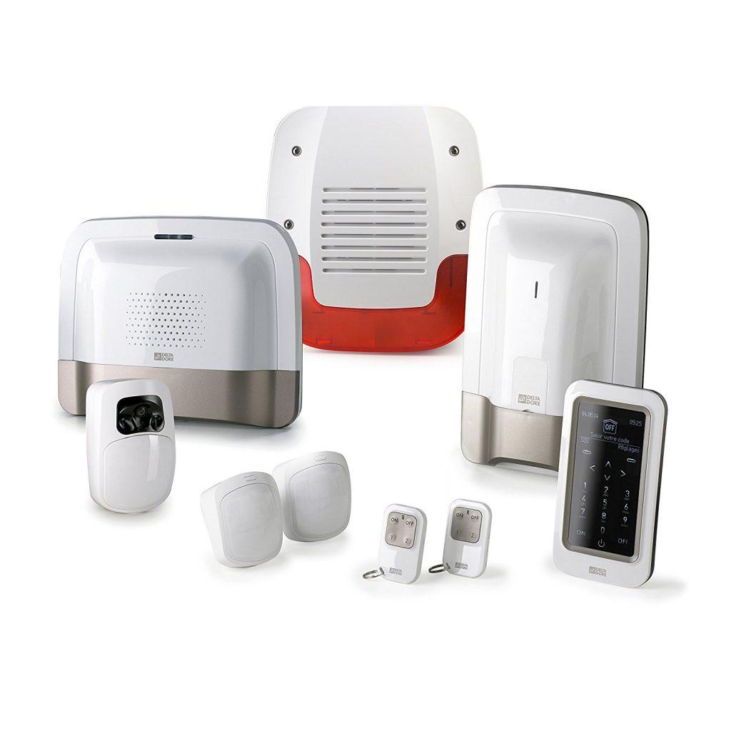 alarme delta dore 6410178 test et avis 2018 d 39 un kit alarme maison