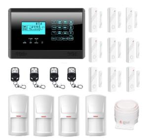 Alarme maison sans fil Bullnet Systems