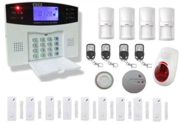 alarme de maison sans fil Bullnet Systems K11