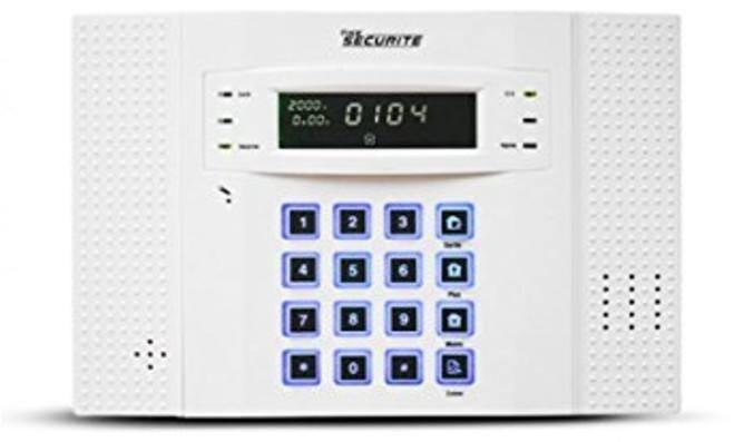 alarme de maison sans fil DNB4 test